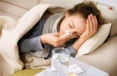 Перша допомога при грипі в домашніх умовах, захворювання на грип і застуда у дитини