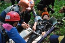 Яким має бути надання першої допомоги при переломах, заходів та алгоритм дій