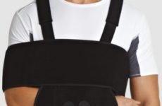 Пов'язка Дезо на плечовий суглоб (фіксуючий бандаж): схема накладення та строки використання