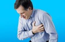 Перші ознаки та симптоми інфаркту у чоловіків