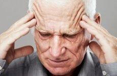 Можливі наслідки після інсульту в літньому віці