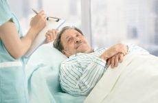 Причини і лікування пневмонії після інсульту