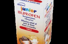 Ібупрофен для дітей: інструкція із застосування таблеток, суспензії і сиропу
