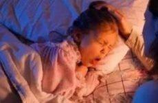 Нічний кашель у дитини: причини виникнення і лікування