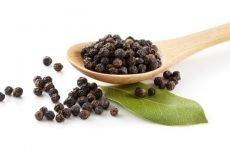 Чорний перець горошком від проносу: допомагає при діареї, відгуки про лікування чорним перцем при проносі
