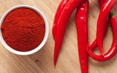 Обгортання з червоним перцем для схуднення, рецепти