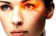 Опік рогівки ока — причини,симптоми, лікування