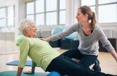 Вправи при компресійному переломі шийного і поперекового відділів