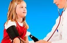 Артеріального тиску у дитини 3 і 5 років: таблиця норми для дітей
