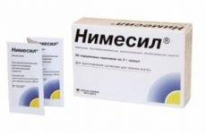 Німесил при застуді і грипі: допомагає, можна пити, інструкція по застосуванню