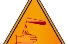 Опік лугом: симптоми, способи лікування