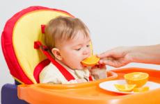 Чи можна дитині давати апельсин