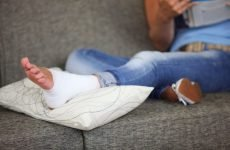 Перелом п'яткової кістки — класифікація травм, симптоми і лікування
