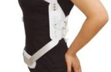 Корсет при компресійному переломі хребта: з якою метою призначають, як правильно вибрати