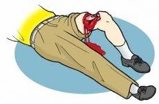 Відкритий перелом стегна: небезпеки і ризики, перша допомога, лікування та реабілітація