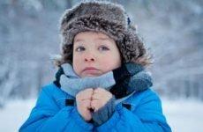 Гіпотермія у дітей: симптоми та причини переохолодження, лікування і наслідки пониження температури у дитини