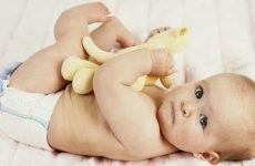 Жовтий кал у дитини