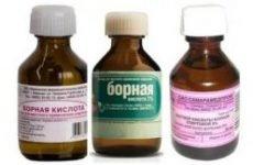 Борна кислота від лишаю: інструкція, способи лікування