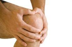 Болить коліно при згинанні і розгинанні: лікування пухлини ззаду