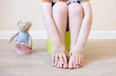 Білий пронос у дитини