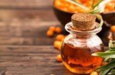 Обліпихова масло від екземи: корисні властивості і методи лікування