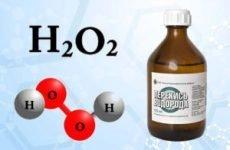 Як обробити рану перекисом водню: правила обробки, чим можна замінити пероксид водню