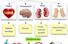 Профілактика атеросклерозу судин: первинна, вторинна і третинна