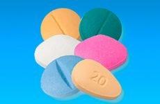 Список ліків, таблеток і препаратів для нормалізації артеріального тиску