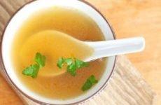 Курячий бульйон при отруєнні – можна їсти суп з курки при отруєнні і який рецепт приготування страви