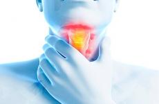 Як відбувається лікування хімічного опіку горла?