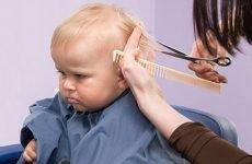 Чи можна стригти дитину до року: прикмети і думки