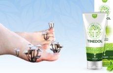 Тинедол: крем і мазь від грибка на ногах