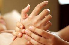 Антицелюлітний масаж рук