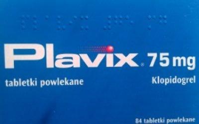 Інструкція по застосуванню Плавикса і від чого він допомагає