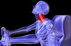 Якими симптомами проявляється компресійний перелом шийного відділу хребта, причини виникнення, методи діагностики та лікування
