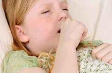 Коклюш у дитини: первинні ознаки і лікування