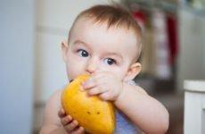 Чи можна дитині давати манго