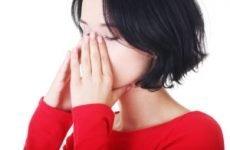 Якщо при гаймориті немає нежиті: може бути без закладеності носа і температури?