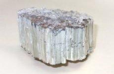 Азбест: шкода для здоров'я людини, симптоми отруєння і ускладнення, вплив мінералу на організм