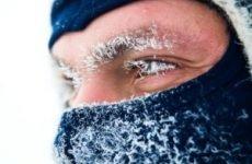 Перша допомога при обмороженні, що робити при відмороженні у дорослих і дітей
