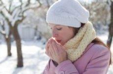 Обмороження рук: перша допомога і лікування, що робити при відмороженні, наслідки