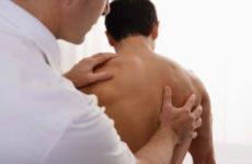 Печіння під лівою лопаткою ззаду, зі спини: причини сильної болі