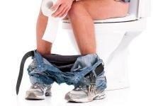 Біла слиз в калі у дорослого і дитини: причини білого нальоту на кале з волокнистої слизом, способи лікування