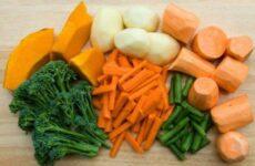Дієта при гастродуоденіті: меню харчування на тиждень, що можна їсти дітям