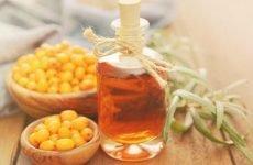 Обліпихова олія при опіках: склад, дія кошти, лікування різних ділянок шкіри