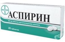 Чи можна давати аспірин дітям: показання і дозування