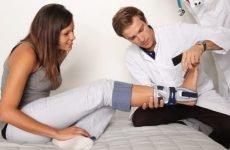 Ортез при переломі гомілки: основні показання і правильний вибір