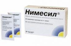 Інструкція по застосуванню Німесил в пакетиках, склад порошку, спосіб застосування, аналог дешевше, як брати, пити таблетки, від чого допомагають?