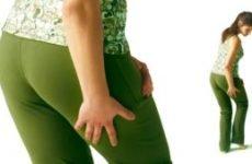 Біль в сідниці справа, що віддає в ногу і поперек у жінок при ходьбі