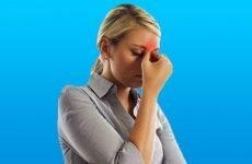 Головні болі і запаморочення при вегетосудинної дистонії